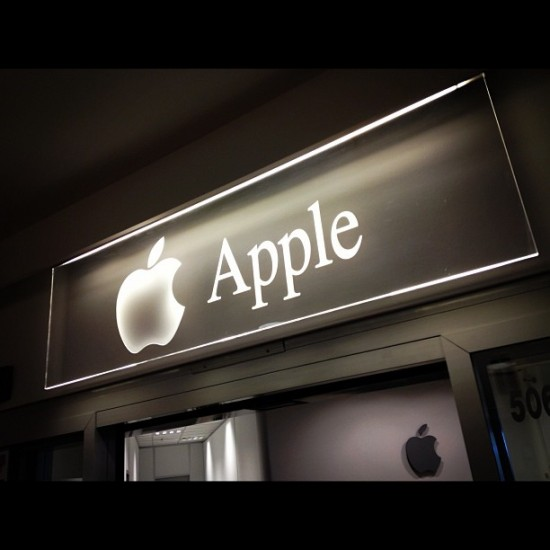 Apple Belgium - Brussels [Image credit]
