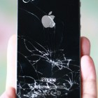 A Broken iPhone