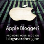 Put Your Apple or Tech Blog on BlogSearchEngine