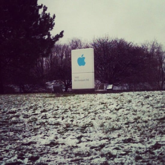 Apple Canada - Markham, Ontario [Image credit]