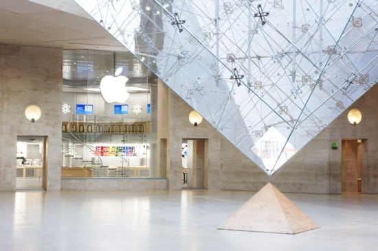 Apple Store: Carrousel du Louvre