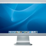 Apple discontinues the 23 inch Cinema Display