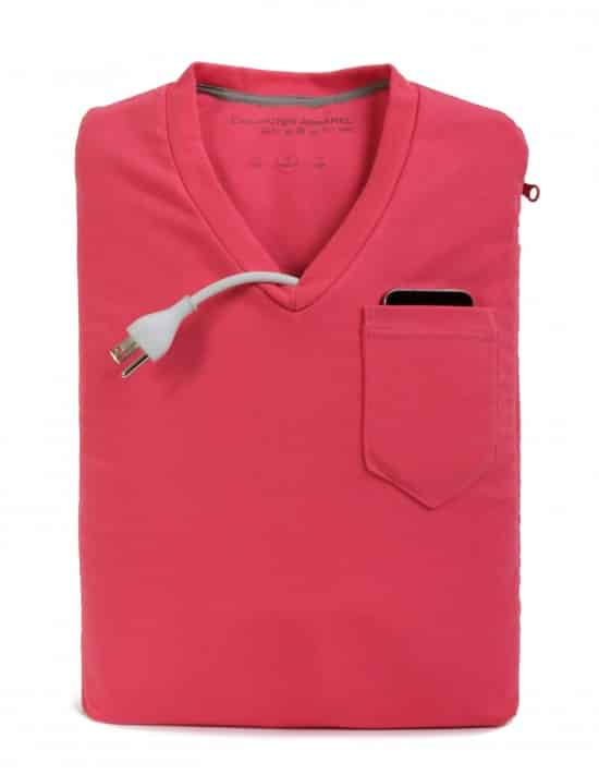 Computer Apparel's V-Neck