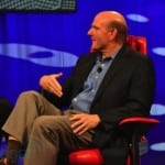 Ballmer Isn't Worried About the iPad