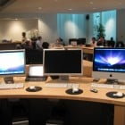 Apple HQ Executive Briefing Center: the Briefing Room