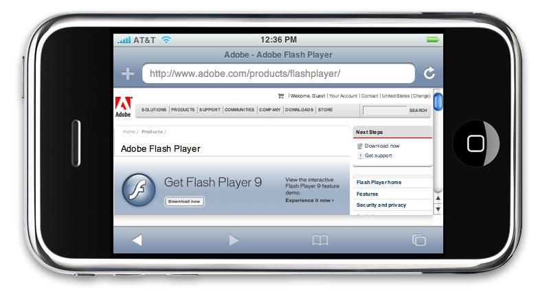 how to run adobe flash on ipad