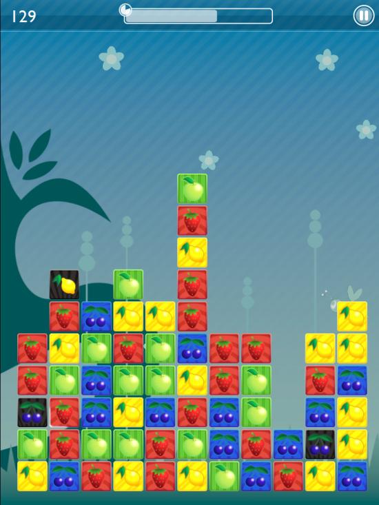 free tetris  apple