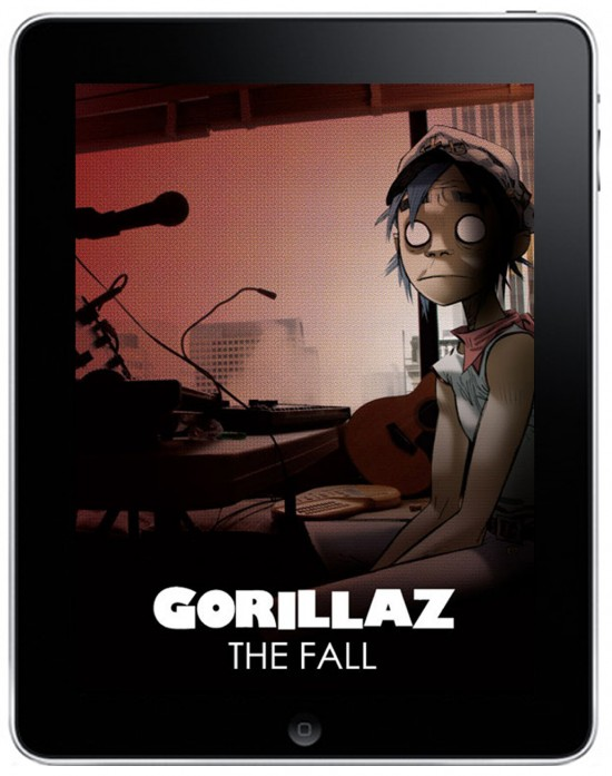 Gorillaz, The Fall