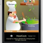 Recipe Management with HeadCook