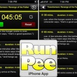 Free Run Pee App Allows for Pee Breaks at the Movies