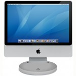 Sharing Your iMac's Display Is Easier With The i360 iMac Turntable