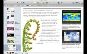 iBooks Author app for OS X