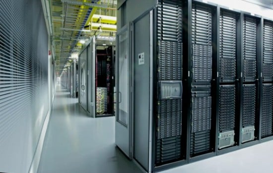 Another Apple publicity pic from inside the Data Center in Maiden, NC.