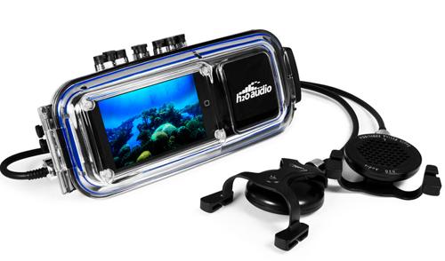 H20 Audio's iDive 300: Ultimate iPod Underwater Casing ...