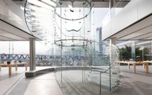 Apple Store: IFC Mall, Hong Kong