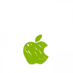 Apple Tree Hugging - Greenpeace Gives Apple 4-Star Rating