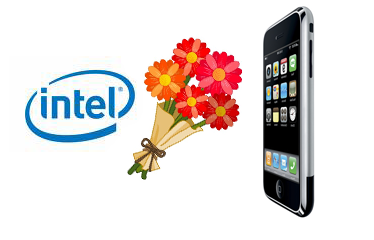 Intel apologizes for iPhone jab