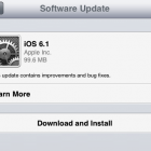 iOS 6.1 Is Out, Now What?