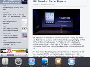 Could iOS 4.2 For iPad Be Delayed?
