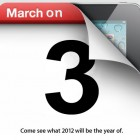 Reports Say iPad 3 Announcement in March