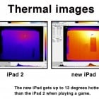 New iPad Runs Up to 116 Degrees