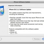 Go Update Your iPhone OS To OS 3.1.2 Now!