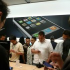 iphone launch