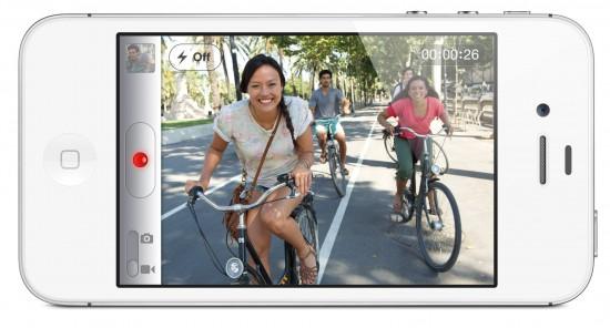 iPhone 4S: Camera