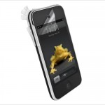 Wrapsol ultra Invisible Film Equals Shock Absorption for iPhone!