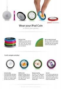iPod Coin concept
