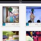 Iris: feed view