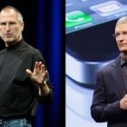 Steve Jobs / Tim Cook