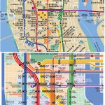 """KickMap"" App Makes the New York City Subway Trains Catchable"