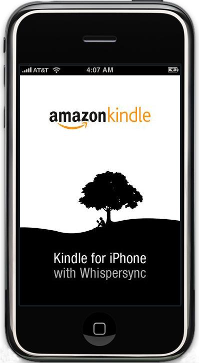 Kindle for iPhone App To Make Kindle Extinct?! - Apple Gazette