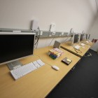 Apple HQ computer lab