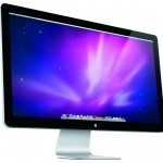 Apple Introduces New 27-inch LED Cinema Display