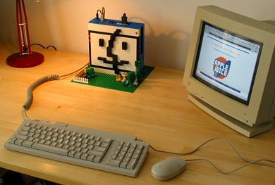 The 5 Best Lego Apple Creations - Apple Gazette