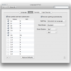 Auto-correct preferences in OS X Lion