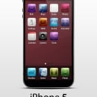 iPhone 5 Concept