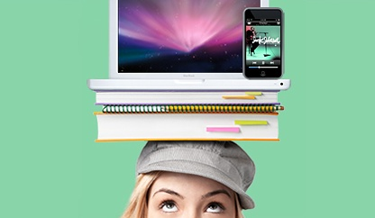 "Apple launches ""Back-to-School"" Campaign - iPod Touch or iPod Nano? It's your choice."