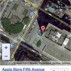 Google Maps web app