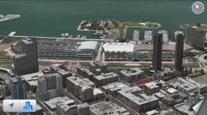 3d cities apple maps