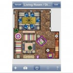 "Interior Design on your iPhone with ""Mark On Call"""