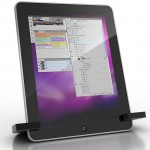MoviePeg Gives your iPad or iPhone a Kickstand
