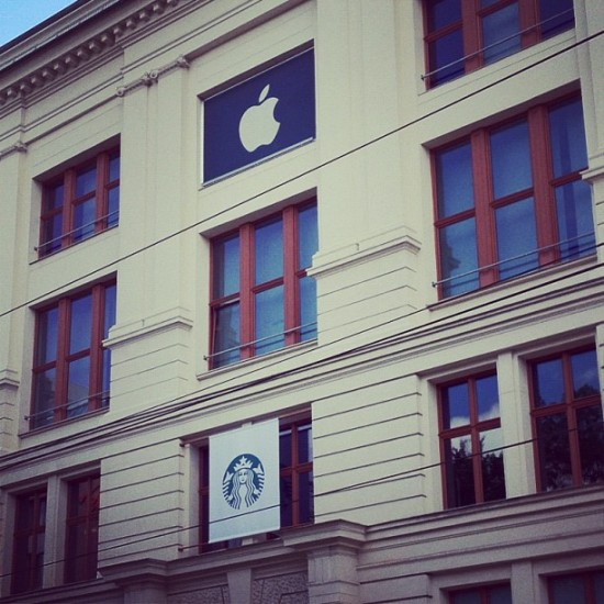Apple Germany - Munich [Image credit]
