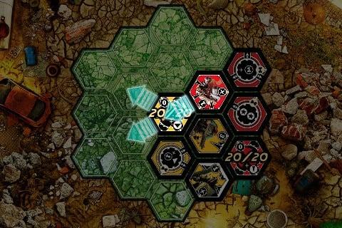 Neuroshima Hex Tile Based Combat Apple Gazette