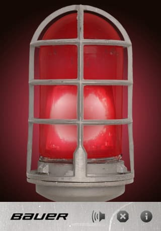 Apple Cup Game Time >> Get Bauer Goal Light App in Time for World Cup, Stanley Cup & Flash Mobs - Apple Gazette
