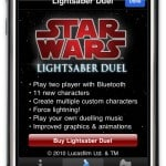 I'm 12 Again: Star Wars Lightsaber Duel for iPhone Coming Soon