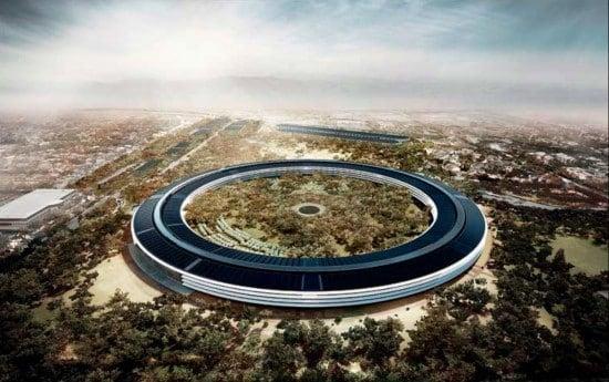 New Detailed Renders & Plans of Apples Wheel-Shaped Campus: Render #2