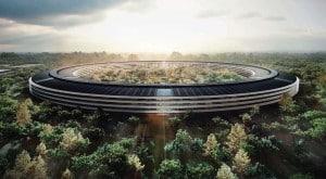 New Detailed Renders & Plans of Apples Wheel-Shaped Campus: Render #3